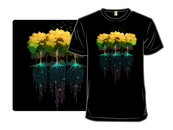 Connection Forest T Shirt