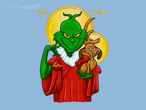 St. Grinchus T Shirt