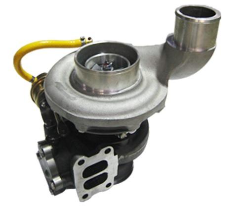 Industrial Injection 13809880094T Cummins THUNDER 330 Turbo 350-650 HP (Large flange) Dodge Diesel 5.9L 2003-2007