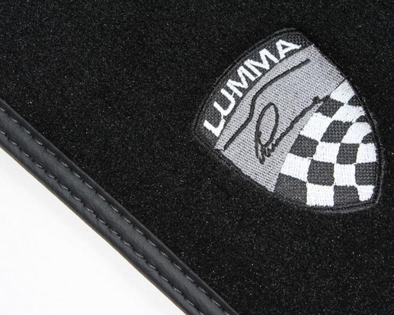 Lumma Design JF 000.214TH Sport Double Stitched Boot Mat Range Rover Velar 18-19