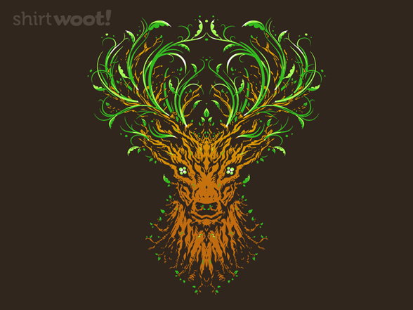 Crown Of Spring T Shirt