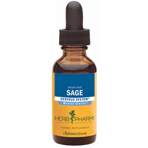 Sage Extract 4 Oz by Herb Pharm