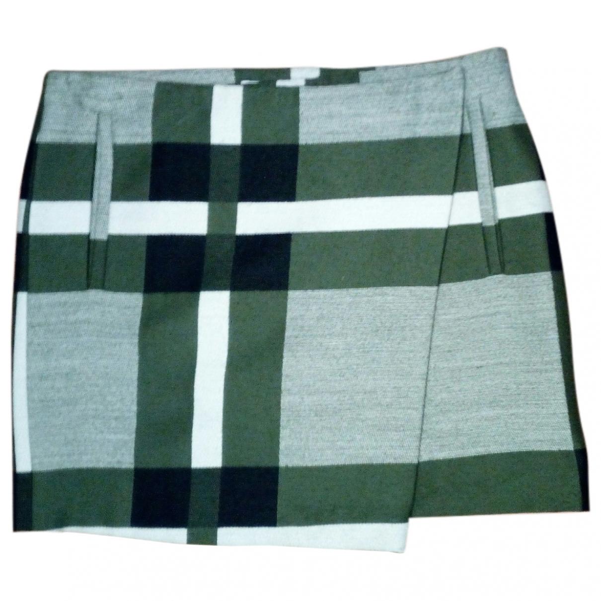 Msgm \N Khaki skirt for Women 40 IT