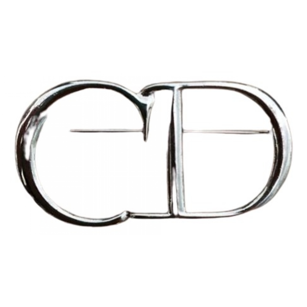 Dior Monogramme Silver Metal Pins & brooches for Women \N