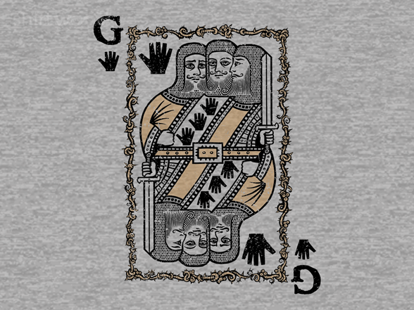 The Three-headed Knight T Shirt