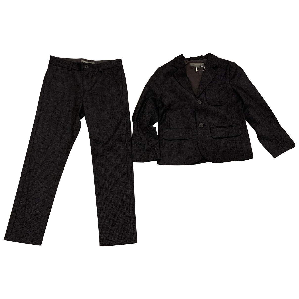 Bonpoint \N Anthracite Wool Outfits for Kids 6 years - up to 114cm FR