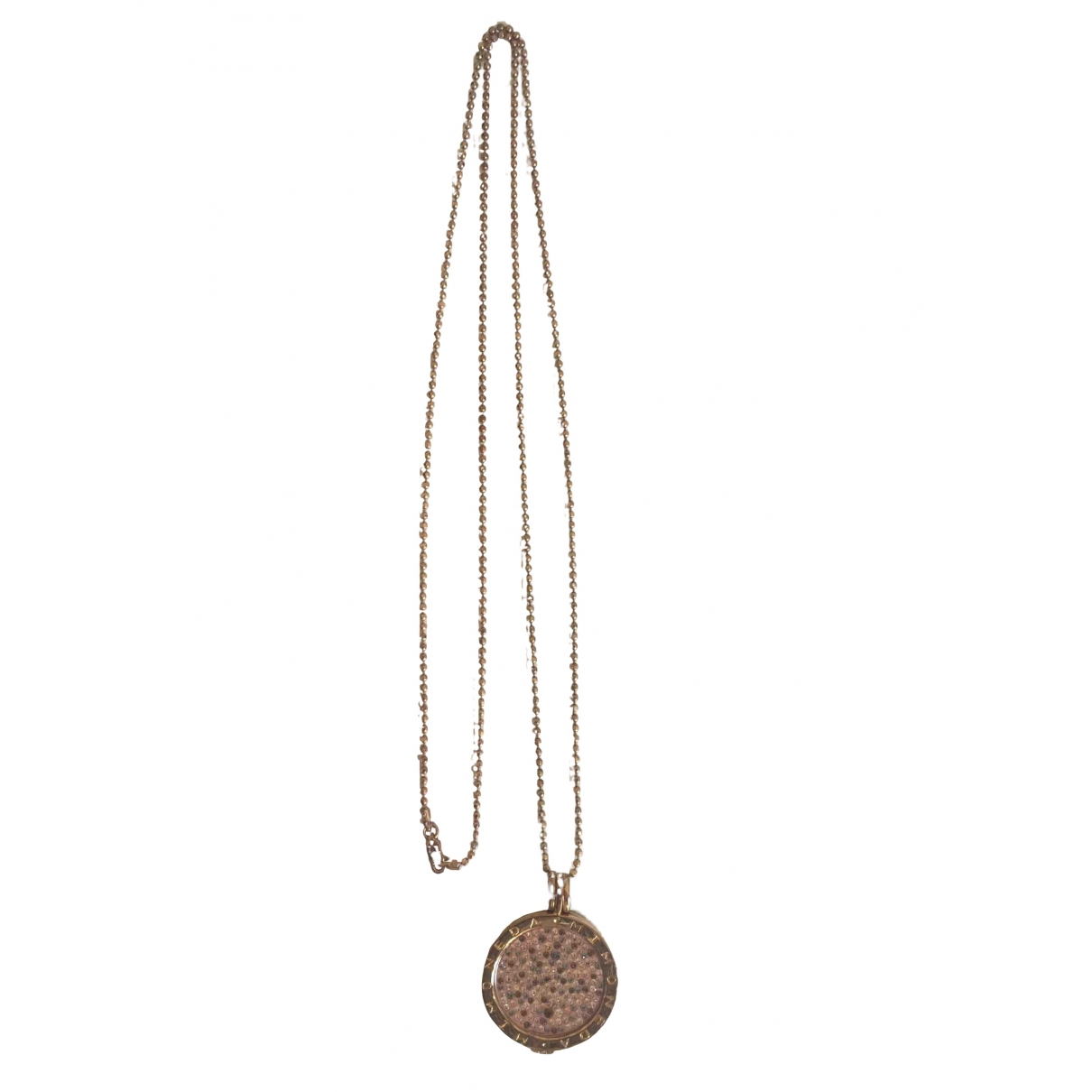 Mi Moneda \N Silver Silver Plated necklace for Women \N