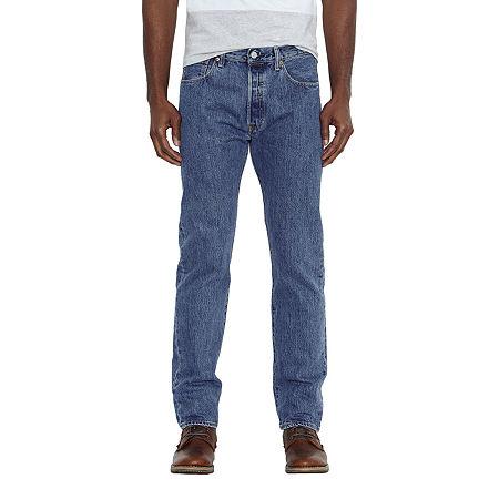Levi's Men's 501 Original Fit Jeans, 28 32, Blue