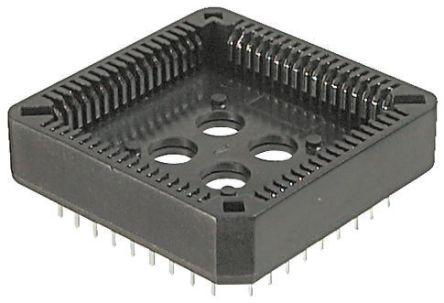 ASSMANN WSW 1.27mm Pitch 32 Way DIP PLCC Socket (5)