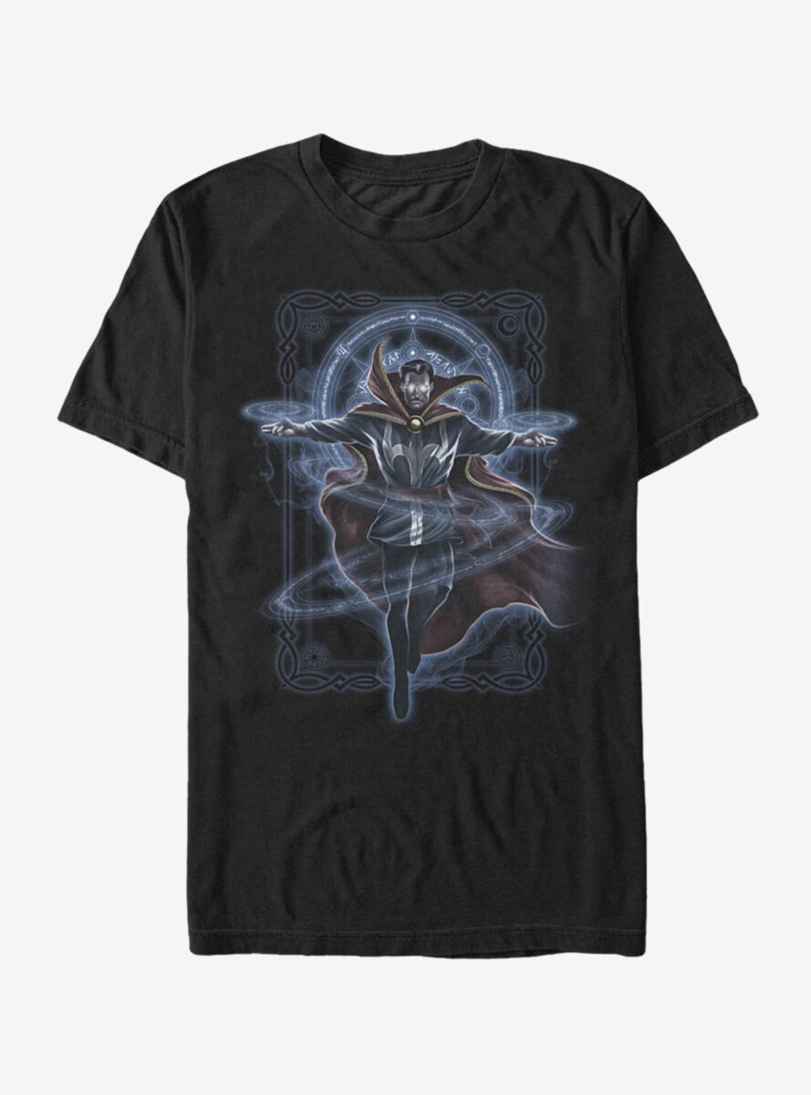Marvel Doctor Strange Forcefield T-Shirt