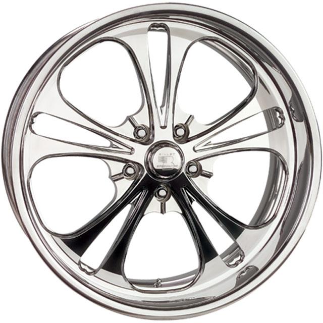 Billet Specialties SLG05224Custom SLG05 Wheel 22x14