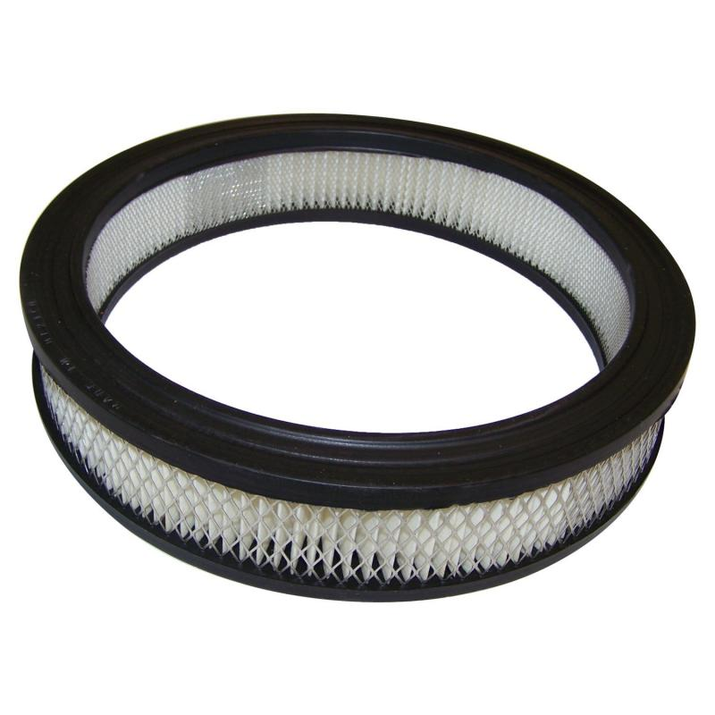 Crown Automotive 83500999 Jeep Replacement Air Filter for Various XJ Cherokees & MJ Comanche w/ 2.5L Engines Jeep