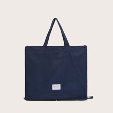 Foldable Large Capacity Tote Bag