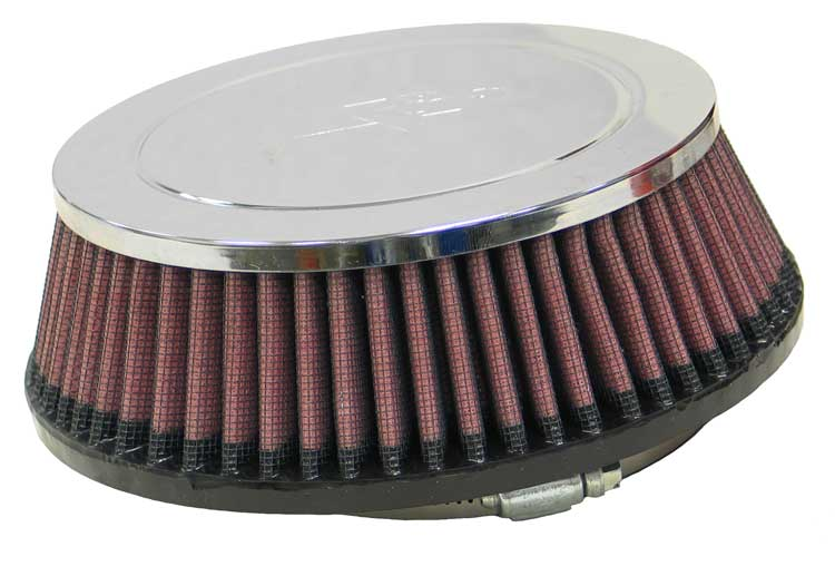 K&N RC-4480 Universal Clamp-On Air Filter