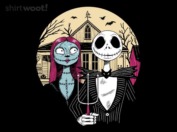 Nightmare Gothic T Shirt