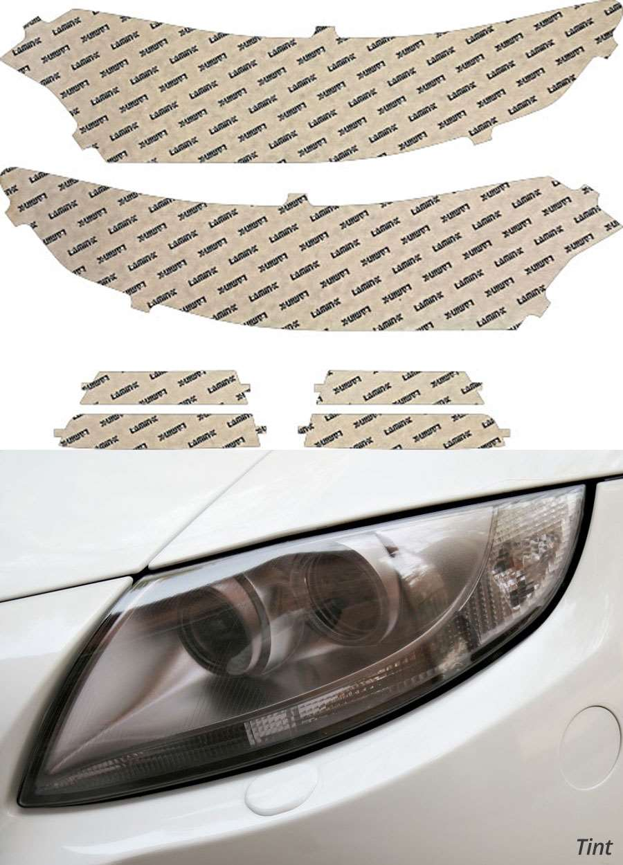 Honda Insight 12-14 Tint Headlight Covers Lamin-X H046T