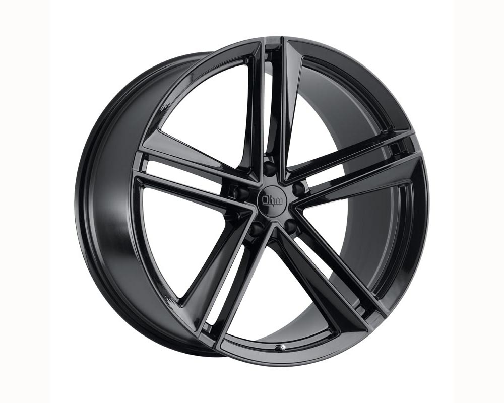 Ohm Lightning Wheel 18x8.5 5x120 30 Gloss Black