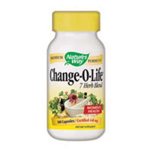Change-O-Life 180 Caps by Nature's Way