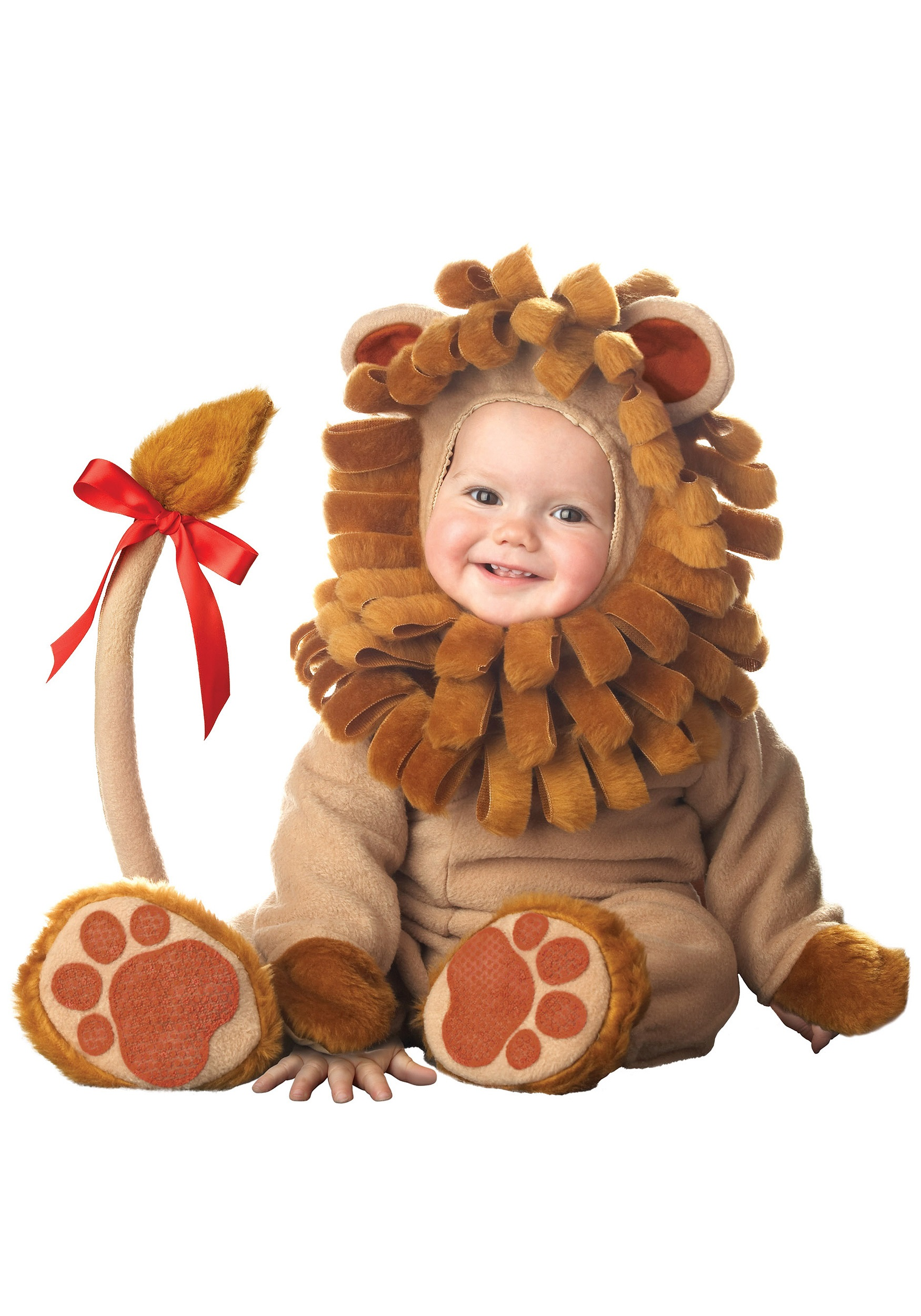 Baby Lion Cub Costume | Warm infant Halloween Costumes