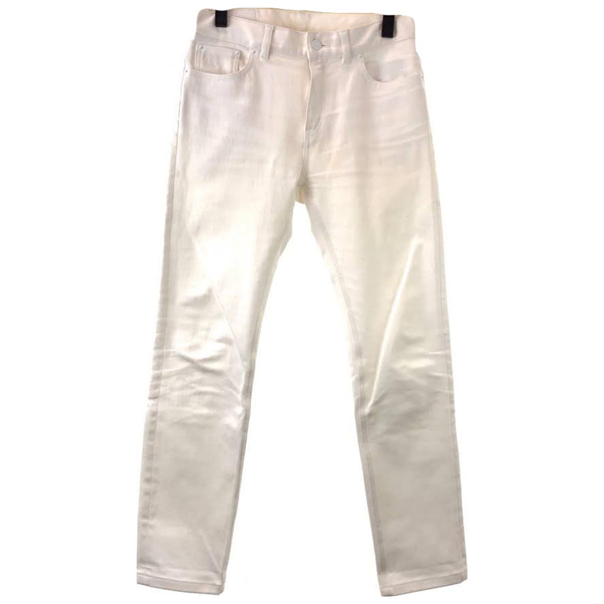 Louis Vuitton \N Cotton Trousers for Men M International