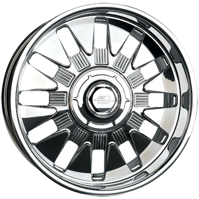 Billet Specialties GS68222Custom GS68 Wheels 22x12