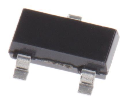 ON Semiconductor P-Channel MOSFET, 130 mA, 50 V, 3-Pin SOT-23 BVSS84LT1G (3000)