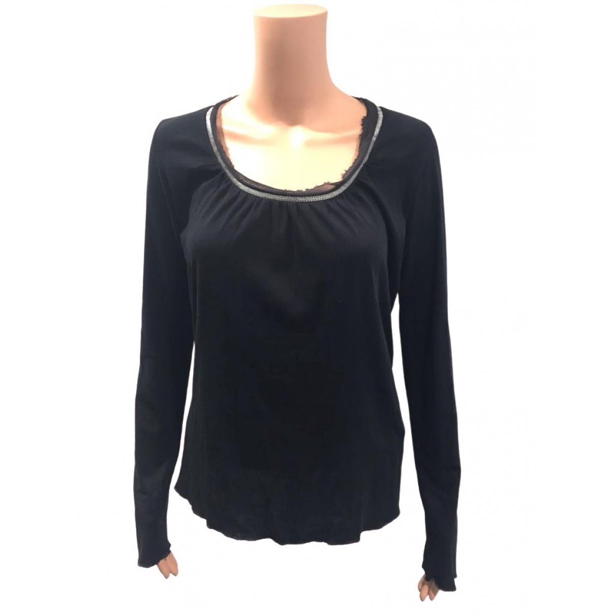 Boss \N Black  top for Women M International