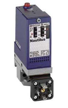 Telemecanique Sensors Air, Fresh Water, Hydraulic Oil, Sea Water Pressure Switch, 1 C/O 0 → 35bar, 240 V ac, 250