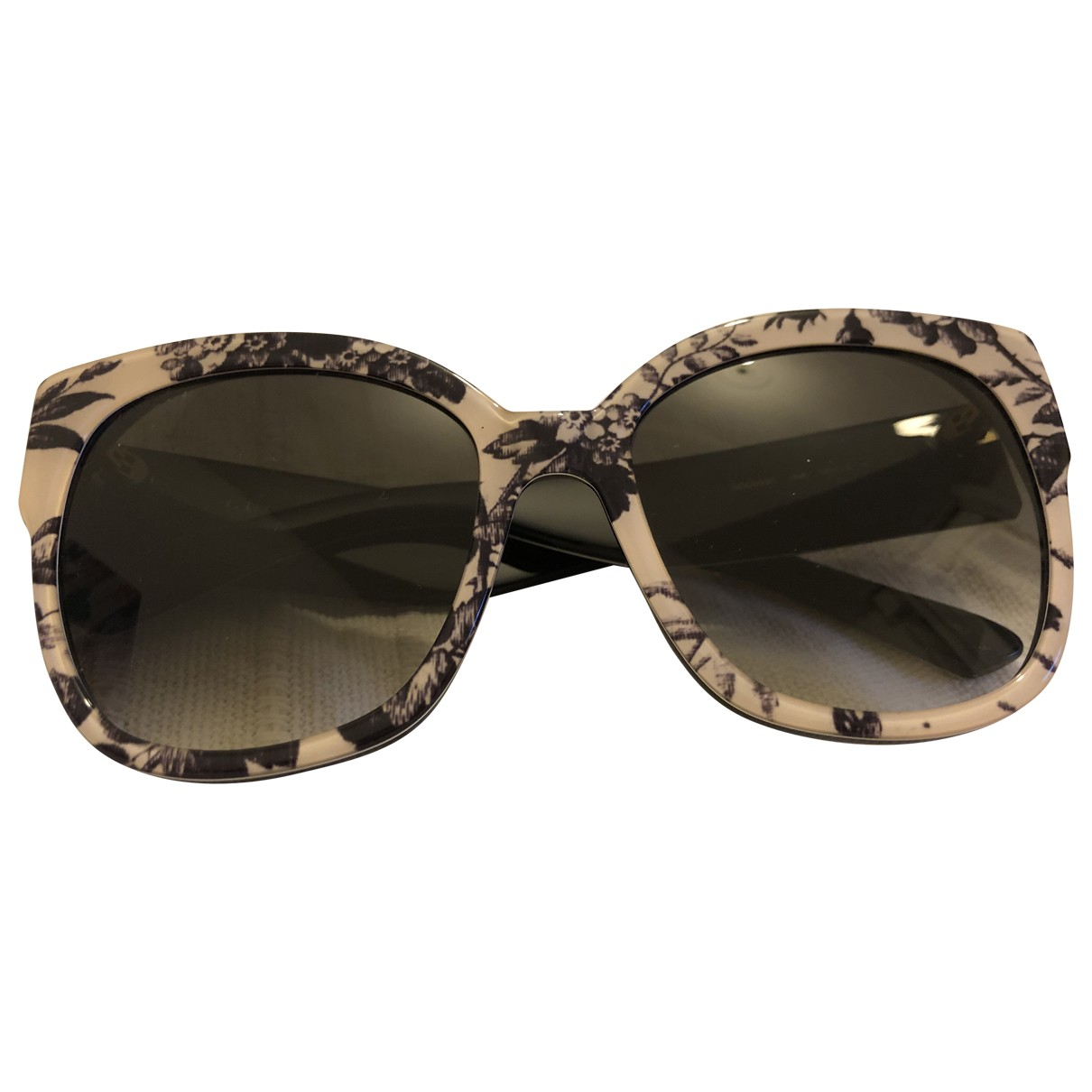 Gucci \N Beige Sunglasses for Women \N