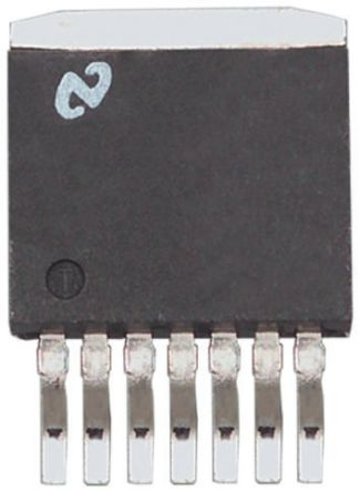 Texas Instruments , LM2599S-5.0/NOPB Step-Down Switching Regulator, 1-Channel 1A 7-Pin, D2PAK (5)