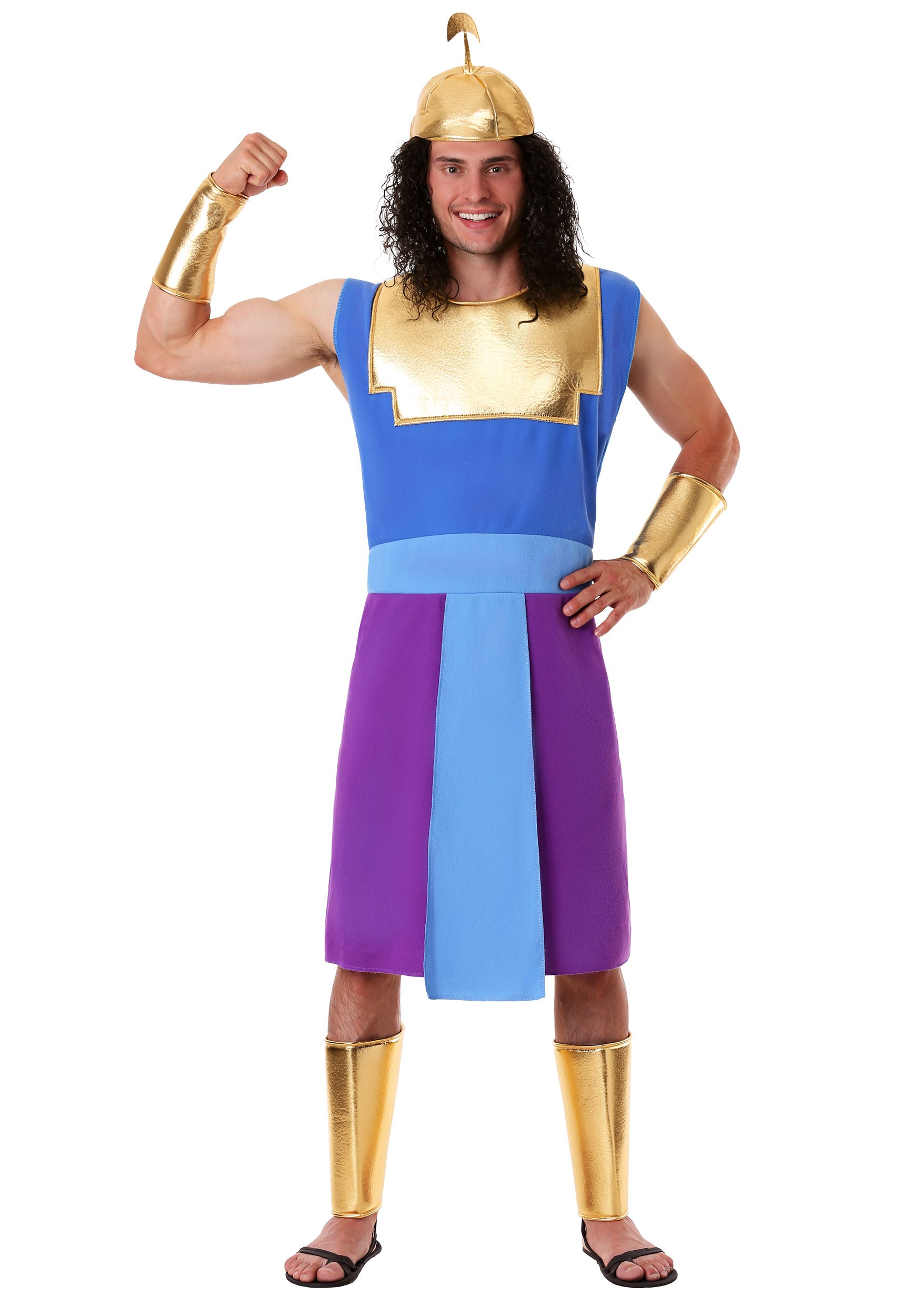 Kronk Costume from Emperor's New Groove