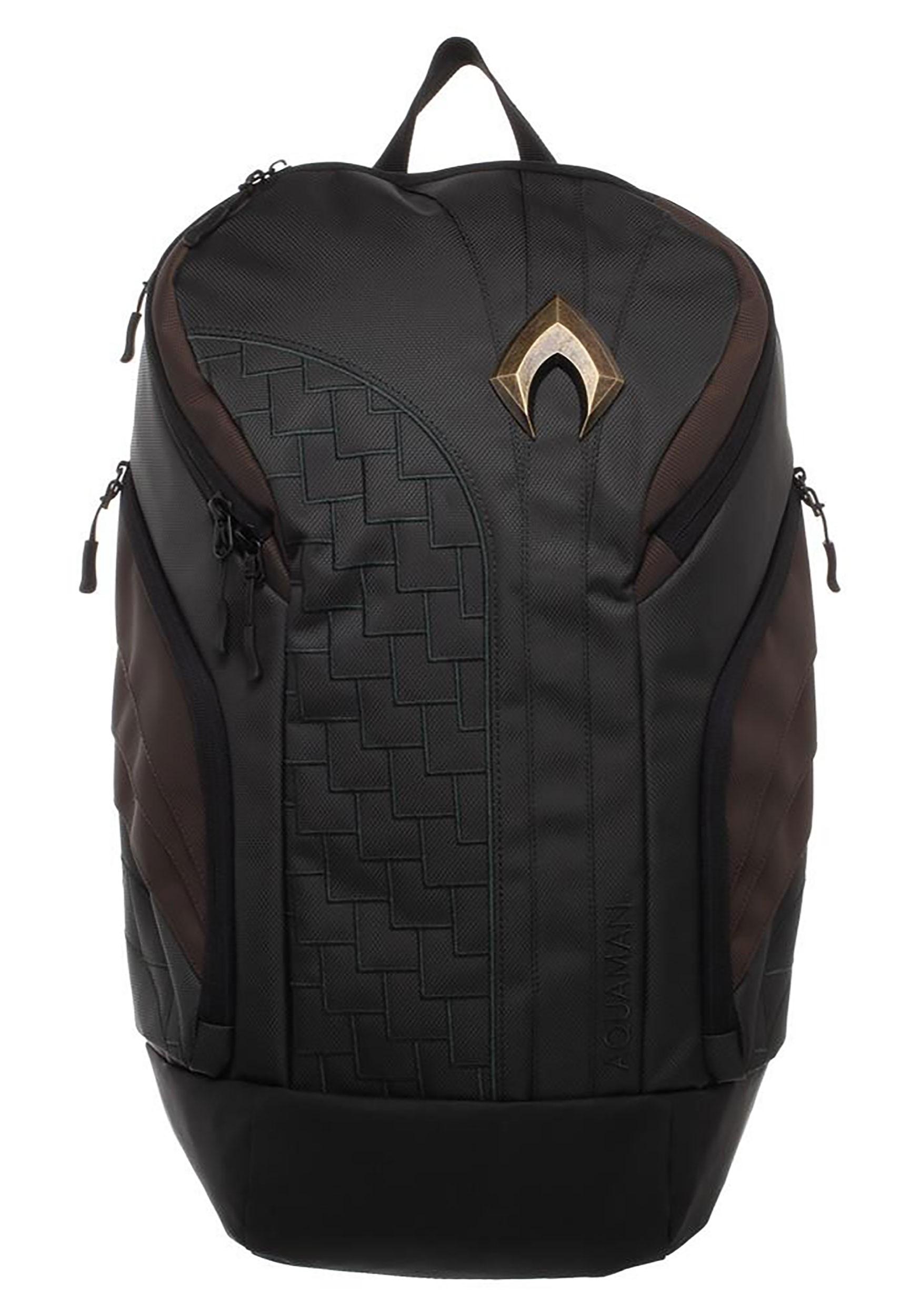 DC Aquaman Built Up Backpack