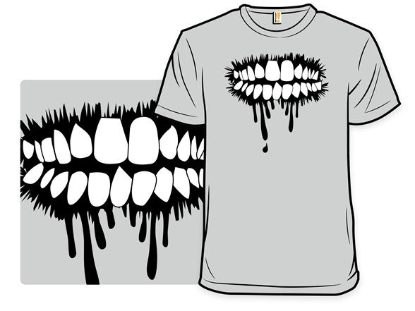 Thorax Dentata T Shirt