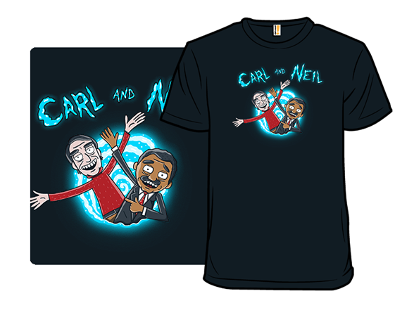 Carl And Neil T Shirt