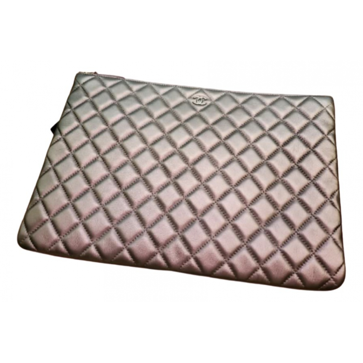 Chanel Timeless/Classique Metallic Leather Clutch bag for Women \N