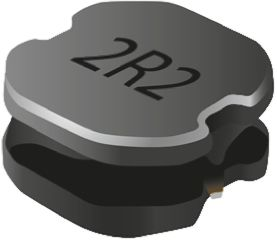 Bourns , SRN8040, 8040 Shielded Wire-wound SMD Inductor with a Ferrite Core, 15 μH ±20% Wire-Wound 2.7A Idc (10)