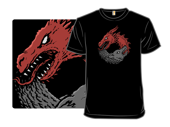 Of Ice And Fire T Shirt