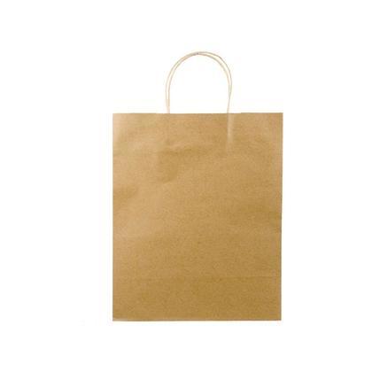 Gift Bag Present Bag Plain Kraft bag Large Size 10.4