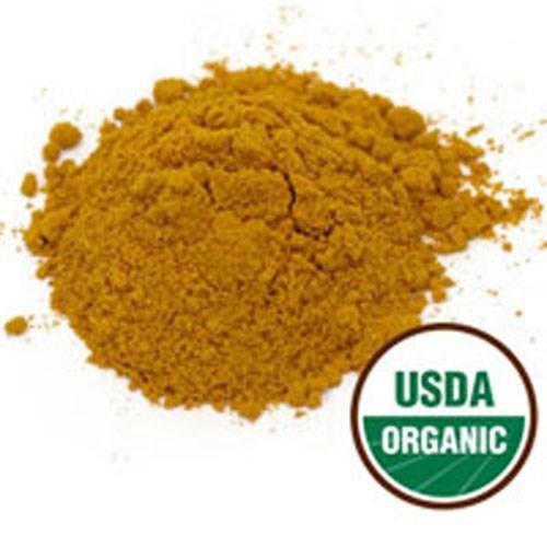 Organic Turmeric Root Powder 1 Lb by Starwest Botanicals