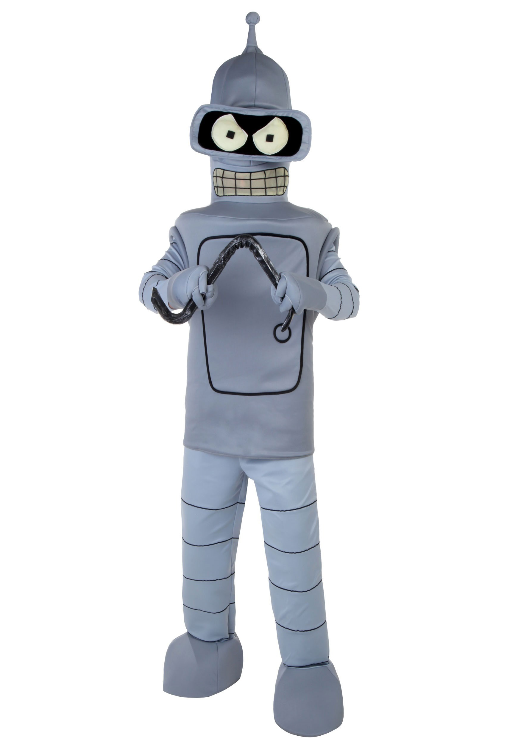Teen Bender Costume | Made By Us Costume
