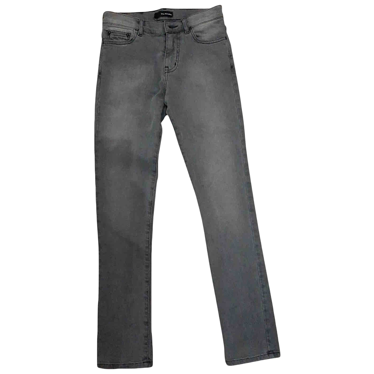 The Kooples \N Grey Denim - Jeans Jeans for Women S International