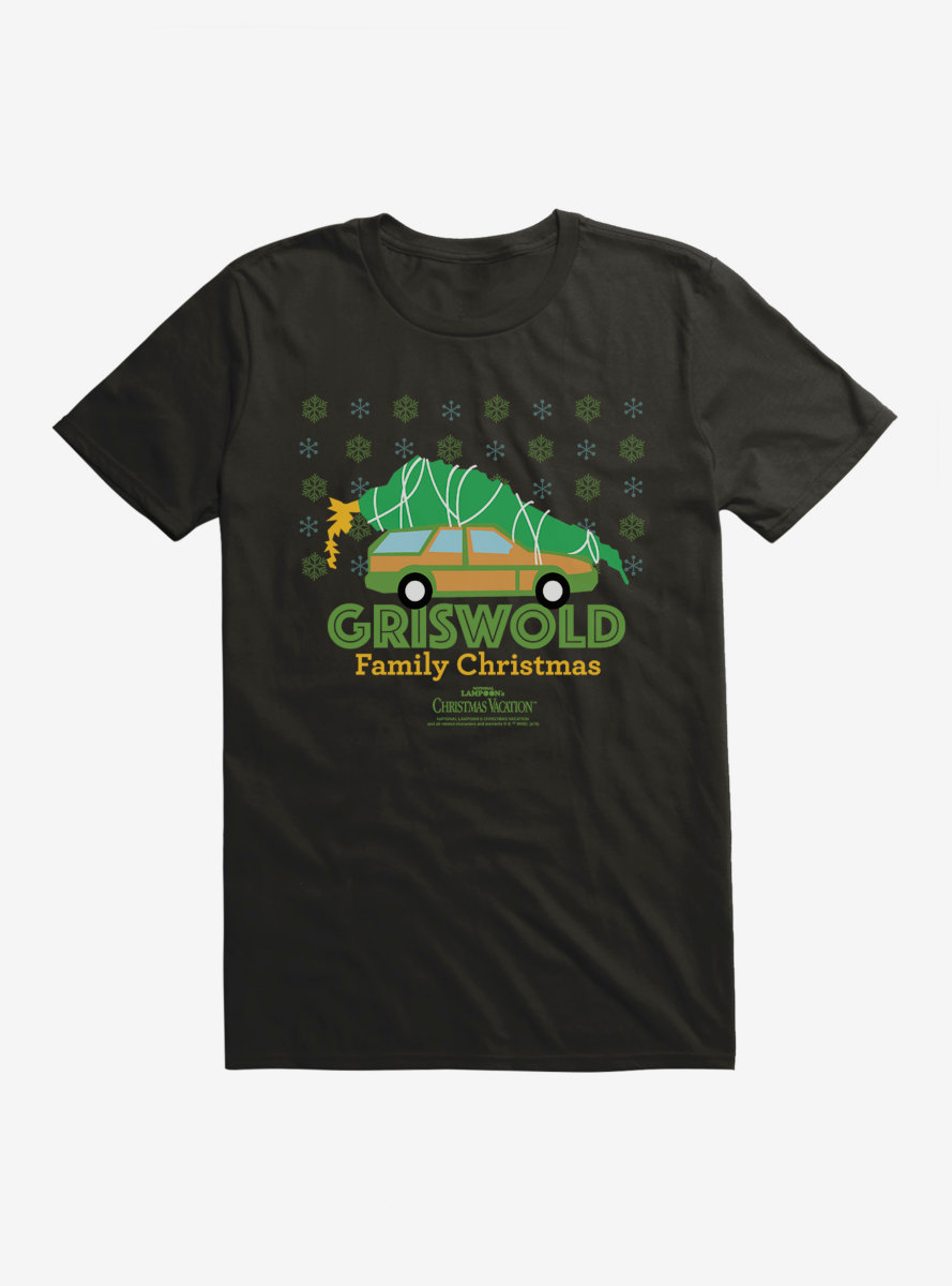 National Lampoon's Christmas Vacation Griswold T-Shirt
