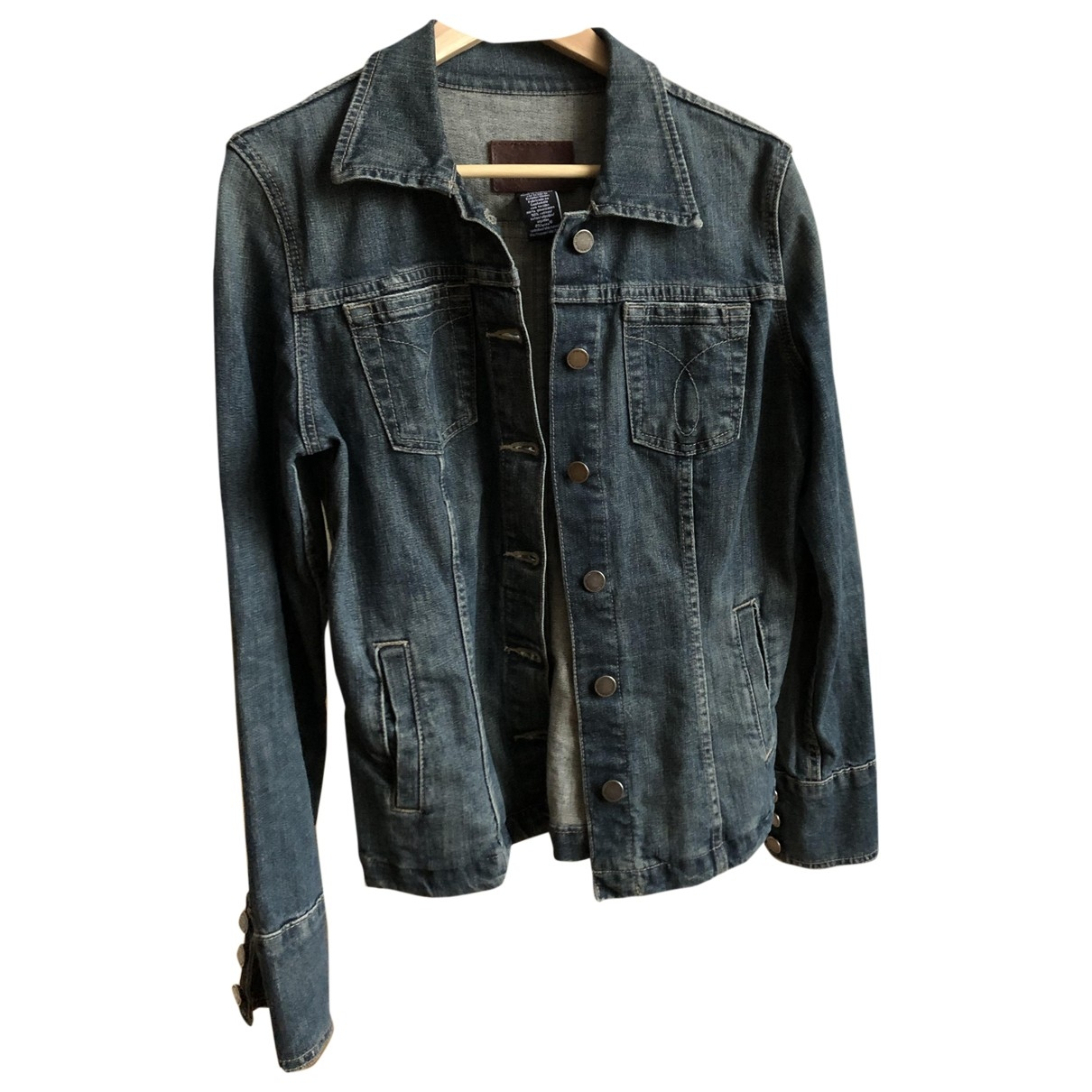 Calvin Klein \N Blue Denim - Jeans jacket for Women M International