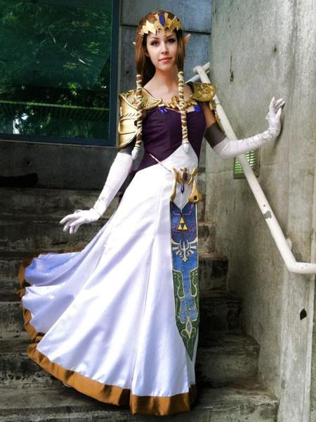 Milanoo The Legend Of Zelda Twilight Princess Halloween Cosplay Costume Halloween