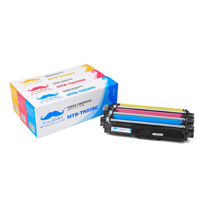 Compatible Brother HL-3140CW Colour Toner Cartridges Cyan, Magenta & Yellow, High Yield