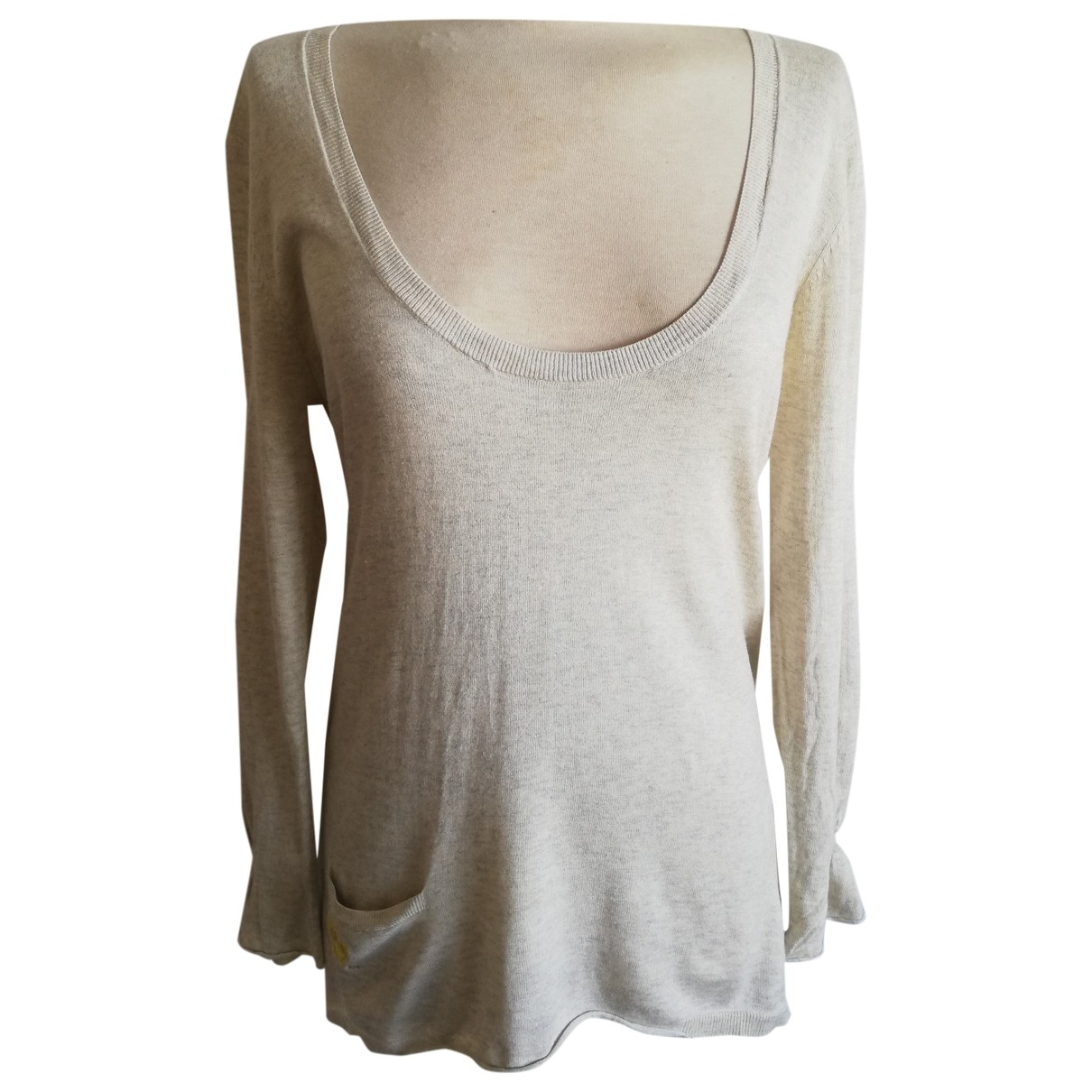 Zadig & Voltaire \N Grey Silk Knitwear for Women S International