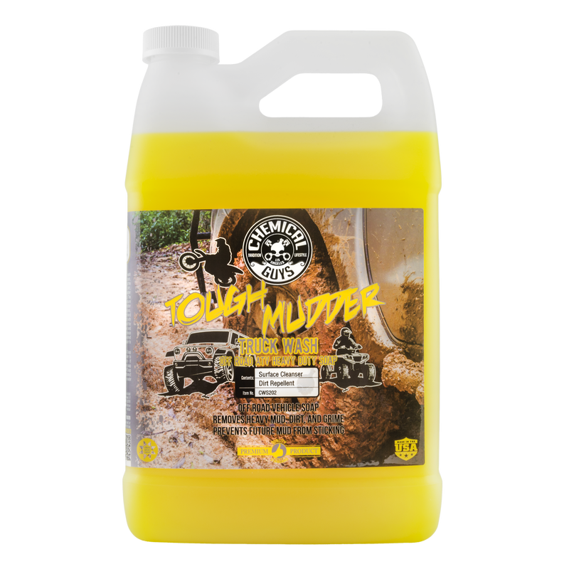 Tough Mudder Off-Road Truck & Atv Heavy Duty Wash Car Wash Soap - Chemical Guys