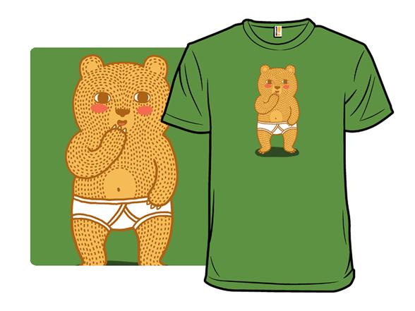 Bare Bear T Shirt