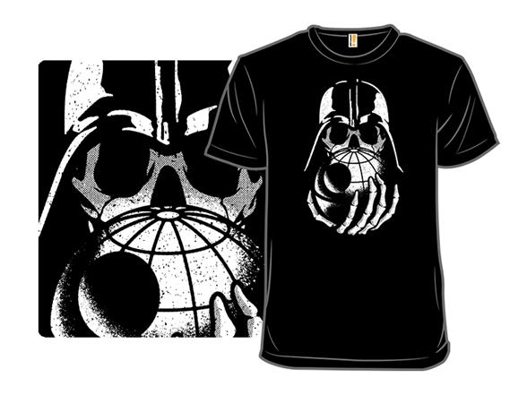 A Death Star Is Born T Shirt