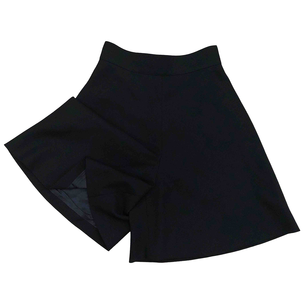 Gianni Versace \N Black Cotton Shorts for Women S International